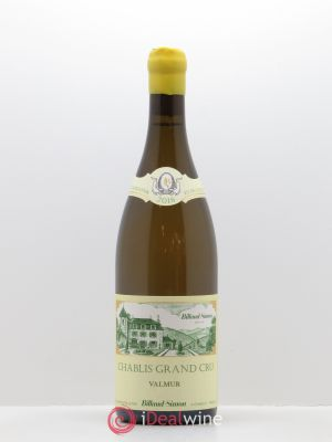 Chablis Grand Cru Valmur Billaud-Simon (Domaine)  2016