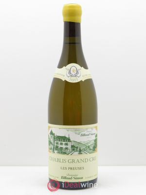 Chablis Grand Cru Les Preuses Billaud-Simon (Domaine)  2017 - Lot de 1 Bottle