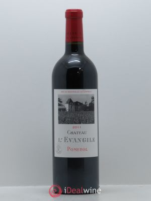 Château l'Évangile (OWC if 6 btls) 2011 - Lot de 1 Bottle