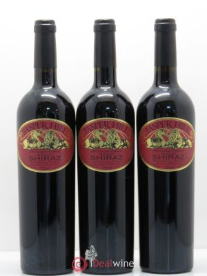 Australie Jasper Hill Heathcote Shiraz 2001 - Lot de 3 Bottles