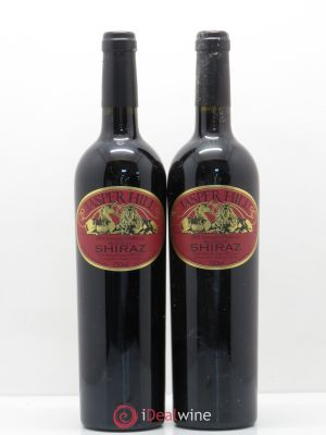 Australie Jasper Hill Shiraz Heathcote 2001 - Lot de 2 Bottles
