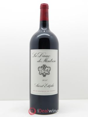 La Dame de Montrose Second Vin  2011 - Lot de 1 Magnum
