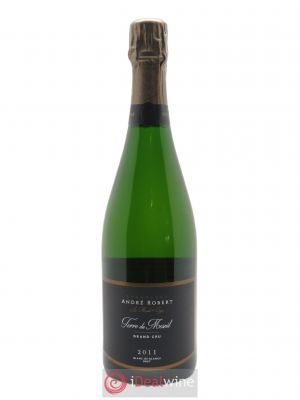 Brut Blanc de Blancs Terre du Mesnil André Robert  2011 - Lot de 1 Bottle