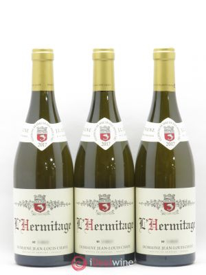Hermitage Jean-Louis Chave  2017 - Lot de 3 Bottles