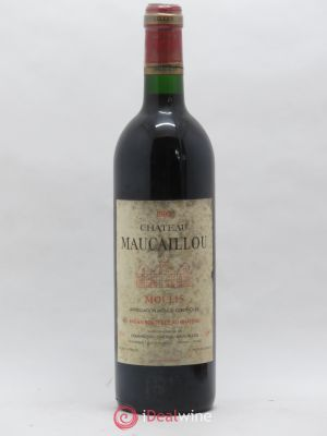 Château Maucaillou  1995 - Lot de 1 Bottle