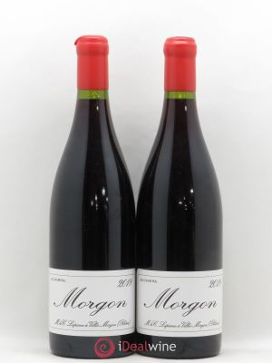 Morgon Marcel Lapierre (Domaine)  (no reserve) 2018 - Lot de 2 Bottles
