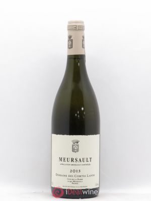 Meursault Comtes Lafon (Domaine des)  (no reserve) 2015 - Lot de 1 Bottle