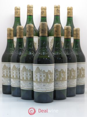 Bottle Château Haut Brion  1992 - Lot de 12 Bottles
