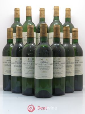 Bottle Château Laville Haut-Brion Cru Classé de Graves  1993 - Lot de 12 Bottles
