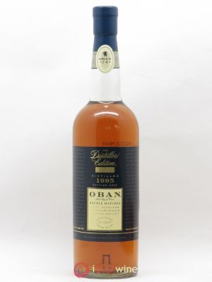 Whisky Oban Distillers Edition Double matured  1995