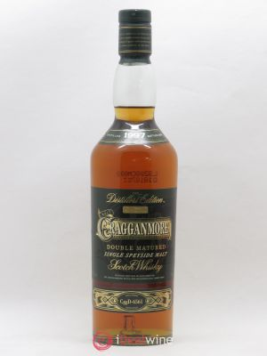 Whisky Cragganmore Distillers Edition Double Matured Single Speyside Malt  1997