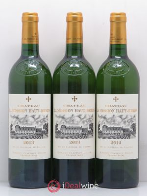 Château La Mission Haut-Brion  2013 - Lot de 3 Bottles