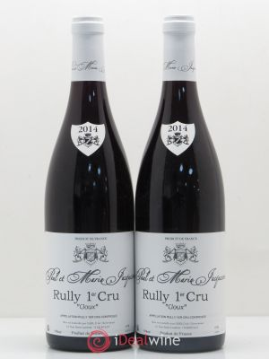 Rully 1er Cru Les Cloux Paul & Marie Jacqueson  2014