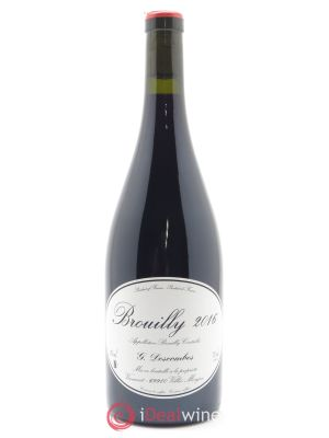 Brouilly Vieilles vignes Georges Descombes (Domaine)  2016