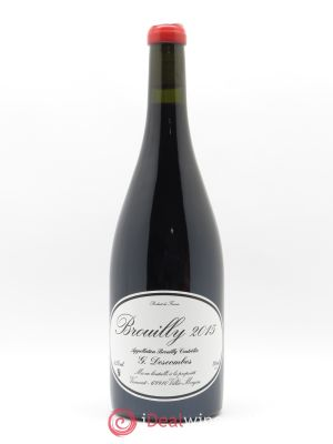 Brouilly Vieilles vignes Georges Descombes (Domaine)  2015