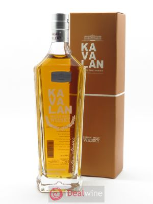 Kavalan Of. Classic Single Malt Whisky (70 cl) ---- - Lot de 1 Bouteille
