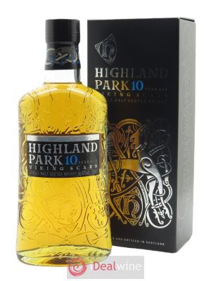 Highland Park 10 years Of. (70 cl) ---- - Lot de 1 Bouteille