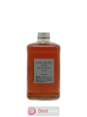 Whisky Nikka From The Barrel (50cl) ---- - Lot de 1 Bottle