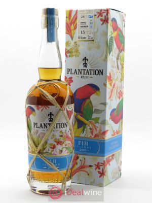 Rhum Plantation Fidji (70 cl) 2005 - Lot de 1 Bottle