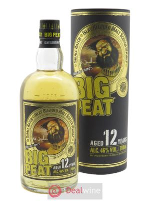Big Peat 12 years  (70 cl) ---- - Lot de 1 Bouteille