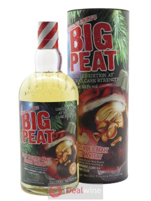 Big Peat 2020 Christmas Edition (70 cl) ---- - Lot de 1 Bouteille