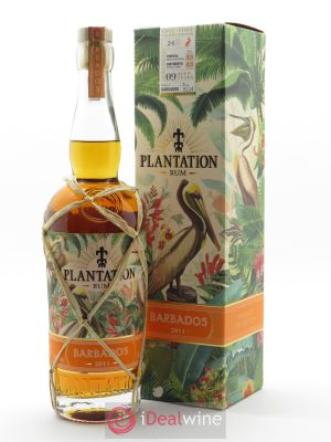 Plantation Rum 2011 Barbados  (70 cl) 2011 - Lot de 1 Bouteille