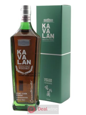 Kavalan Of. Concertmaster Port Cask Finish (70 cl) ---- - Lot de 1 Bouteille