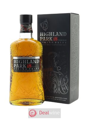 Highland Park 18 years Of. (70 cl) ---- - Lot de 1 Bouteille