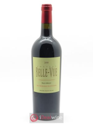 Château Belle-Vue  2018 - Lot de 1 Bottle