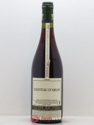 Côtes du Jura Corail Château d'Arlay  2012 - Lot de 1 Bottle