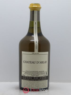 Côtes du Jura Vin jaune Château d'Arlay (62cl) 2009 - Lot de 1 Bottle