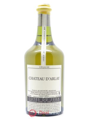 Côtes du Jura Vin jaune Château d'Arlay (62cl) 2011 - Lot de 1 Bottle