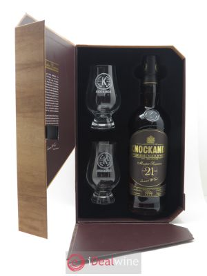 Whisky Knockando Single Malt Scotch Master Reserve Aged 21 Years  (70cl) ---- - Lot de 1 Bouteille