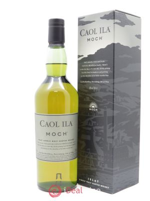 Whisky Caol Ila Single Malt Scotch Moch (70cl) ---- - Lot de 1 Bottle