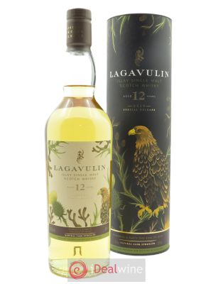 Whisky Lagavulin Single Malt Aged 12 Years (70cl) ---- - Lot de 1 Bouteille
