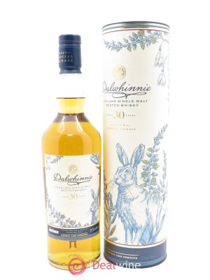Whisky Dalwhinnie Single Malt Scotch Aged 30 Years (70cl) ---- - Lot de 1 Bouteille