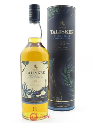 Talisker Single Malt Scotch Aged 15 Years Single Malt Scotch Aged 15 Years (70cl) ---- - Lot de 1 Bouteille