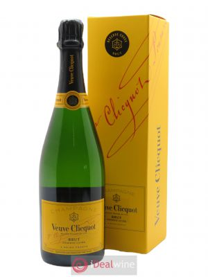 Brut Veuve Clicquot Ponsardin  ---- - Lot de 1 Bottle