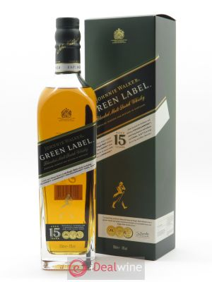 Johnnie Walker Of. Green  (70cl) ---- - Lot de 1 Bouteille