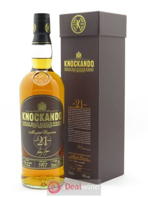 Whisky Knockando Single Malt Scotch Master Reserve Aged 21 Years  (70cl)