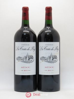 Château La Tour de By Cru Bourgeois  2013 - Lot de 2 Magnums