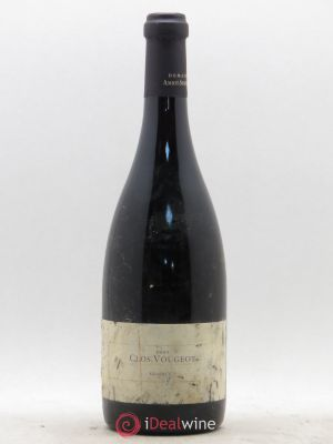 Clos de Vougeot Grand Cru Amiot-Servelle  2000 - Lot de 1 Bottle
