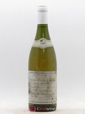 Morey Saint-Denis En la Rue de Vergy Bruno Clair (Domaine)  1997 - Lot de 1 Bottle