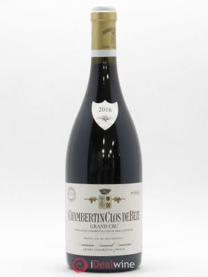 Chambertin Clos de Bèze Grand Cru Armand Rousseau (Domaine)  2016 - Lot de 1 Bottle