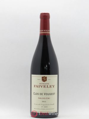Clos de Vougeot Grand Cru Faiveley (Domaine)  2015 - Lot de 1 Bottle