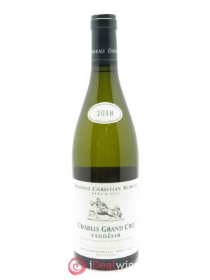 Chablis Grand Cru Vaudésir Christian Moreau  2018 - Lot de 1 Bottle