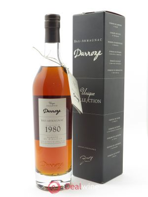 Bas-Armagnac Domaine de Rimaillo Darroze (70cl) 1980 - Lot de 1 Bottle