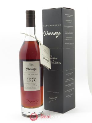 Bas-Armagnac Domaine de Bellair Darroze (70cl) 1970 - Lot de 1 Bottle