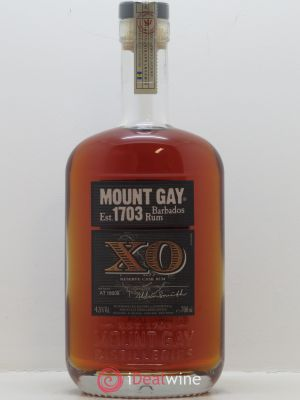 Rhum Mount Gay XO (70cl) ---- - Lot de 1 Bottle