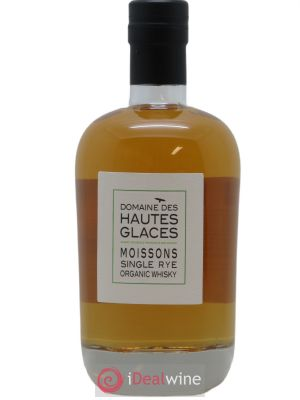 Whisky Hautes Glaces Moissons Single Rye (70cl) ---- - Lot de 1 Bouteille